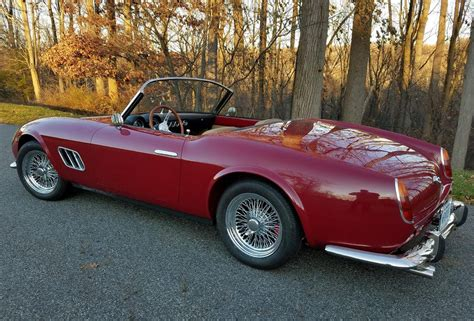 1961 250 Gt California For Sale by 1961 250gt California For Sale 2055814 Hemmings