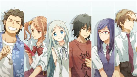 anime anohana the flower we saw that day sub indo anohana the flower we saw that day anime