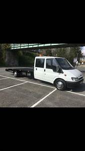 Ford Transit Doublecab Recovery Bargain