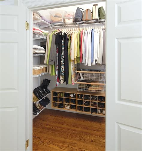 Rubbermaid Closet by Rubbermaid Homefree Series Closet System Rubbermaid