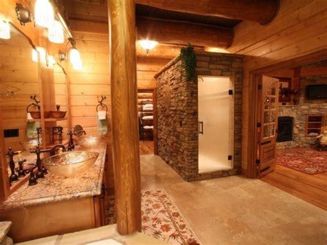magnificent custom log home home design garden