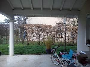 Fermer Une Terrasse Couverte : fermer un c t de terrasse couverte ~ Melissatoandfro.com Idées de Décoration