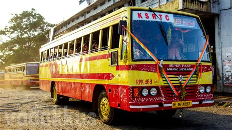 Ksrtc resumes bus service with the help of private drivers in bengaluru. Brand new KSRTC Superfast bus on its First Run - Fottams!