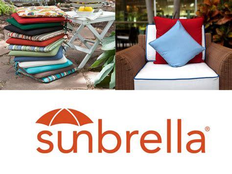Patio Furniture Replacement Cushions Sunbrella by Patio Cushions Venice Beach California Sumbrella Fabrics