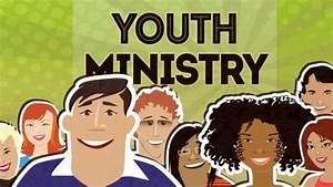 Church Powerpoint Template  Youth Ministry