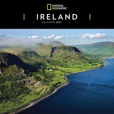 national geographic ireland calendar   calendar club