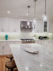 Elegant Quartzite Countertop KitchenArtistic Stone Kitchen