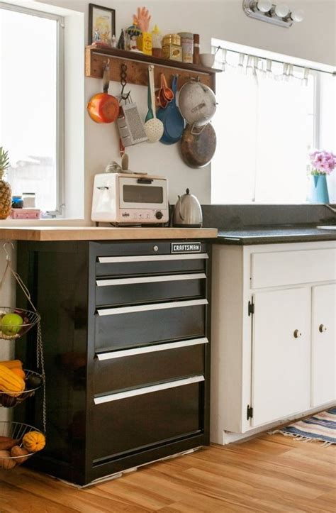 Add More Vertical Space In A Small Kitchen With A Tool
