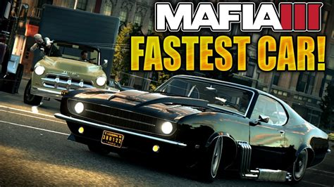 "Mafia 3 New Fastest Car ""deleo Capulet""  Is It The Best"