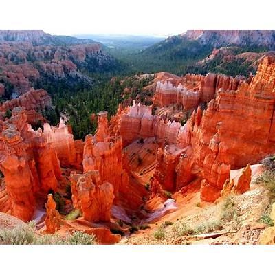 Bryce Canyon National Park UtahAmerica The Beautiful