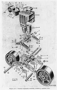 Fork Suspension Diagram