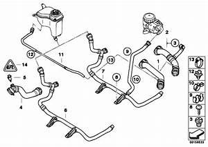 Original Parts For E90 316i N45 Sedan    Radiator   Cooling