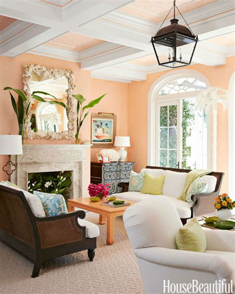 Living Room Colors  Bring A Feeling Of Nature Into It