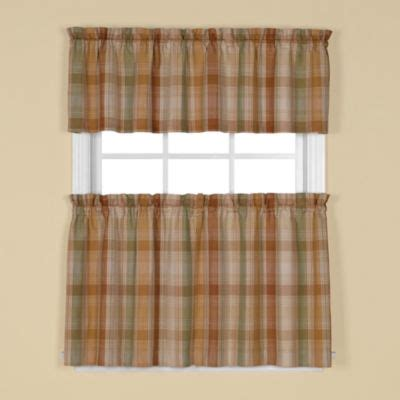 rust drapes buy rust curtains from bed bath beyond