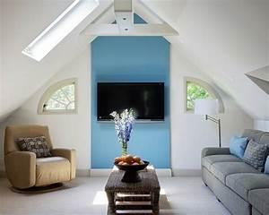 Kleine Dachwohnung Einrichten : romantik pur ein behagliches wohnzimmer auf dem dach einrichten ~ Bigdaddyawards.com Haus und Dekorationen