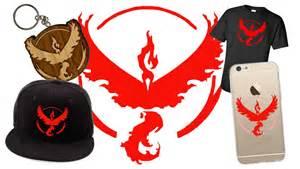 top best pokemon go team valor pride red merch swag shirts hats