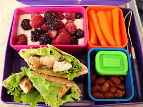 Healthy Food Lunch Box