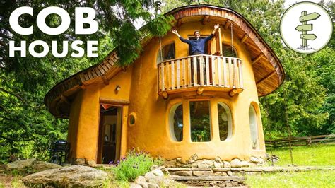 cobb house cob house tour a sustainable green building