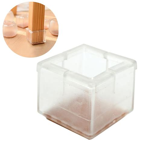 discount square chair leg caps rubber protector home