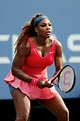 Serena Williams's U.S. Open Strategy, From Nike Tennis Dresses to Pink Nails - Vogue