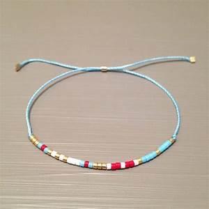 Fabriquer Un String : 17 meilleures id es propos de bracelets en ficelle sur ~ Zukunftsfamilie.com Idées de Décoration