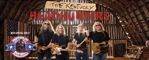 kentucky headhunters  special guest confederate