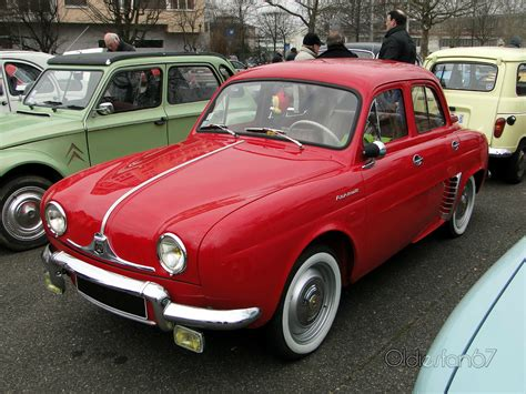renault dauphine 1956 renault dauphine related infomation specifications