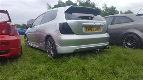 Modified Civic Type R Ep3 by Honda Civic Type R Ep3 Fast Modified In Selby