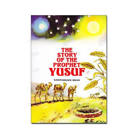 Kids Story Book The Story Of The Prophet Yusuf[mlb 8169