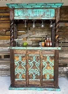 San Cristobal Cantina Bar Sofia's Rustic Furniture