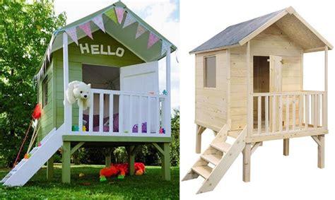 cuisine couleur mur une cabane en bois pour enfant à prix doux joli place