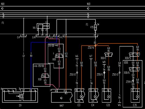 Ml430 Wiring Diagram by I A 2000 Ml430 The Brake Lights Do Not Work And Bas