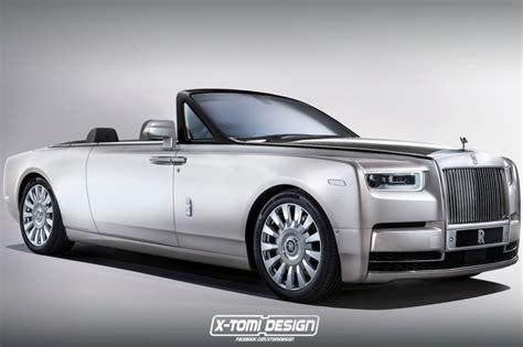 Rollsroyce Phantom Drophead Coupe Rendering Spurs Imagination