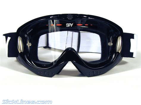Spy Alloy Mx Goggle Review Sick Lines Mountain Bike