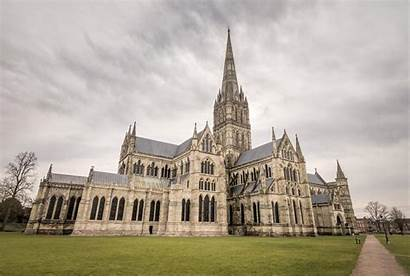 Salisbury Cathedral Wallpapers England