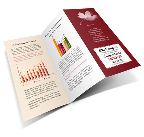 Gate Fold Brochure Mockup Cover Actions Premium 12 X 9 Z Fold Brochure Mockup Cover Actions Premium