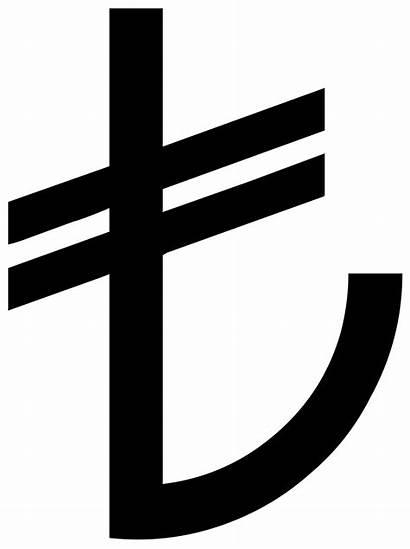 Symbol Lira Turkish Svg Currency Commons Wikimedia