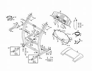 Proform Pftl79190 Treadmill Parts
