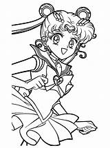 Sailor Moon Coloring Pages Printable Educative sketch template