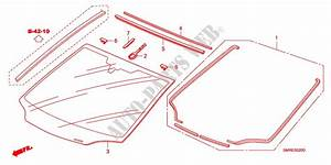 Front Windshield For Honda Cars Civic 1 8 Base 3 Doors 6