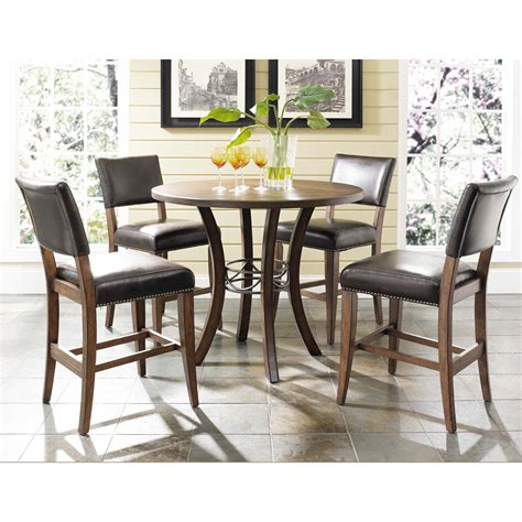 round table dinette sets dining room adorable kitchen table and chairs round