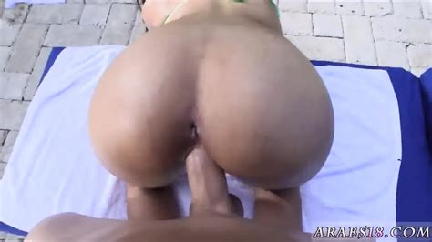 Big Ass Arab Booty My Very First Creampie Eporner