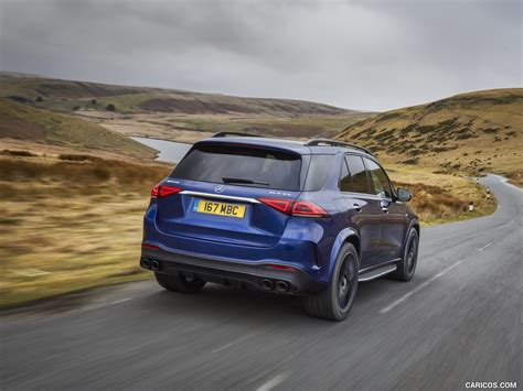 Of which there are many. 2020 Mercedes-AMG GLE 53 (UK-Spec) - Rear   Wallpaper #9   1280x960