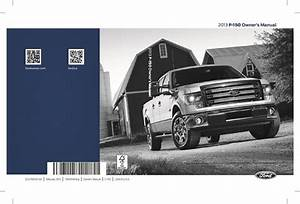 2013 Ford F-150 Owners Manual