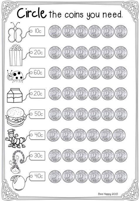 slide05 1st grade math money worksheets teaching math