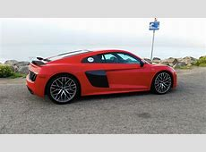 Review Audi R8 is an everyday supercar Chicago Tribune