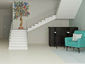 Asian Paints show how you can incorporate folk art into