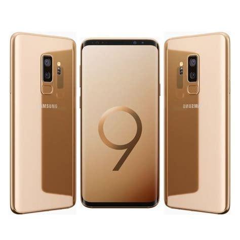 otto samsung s9 samsung galaxy s9 plus 64gb dual g965fd gold
