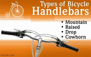 A Guide To The Types Of Bicycle Handlebar