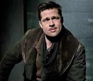 Brad Pitt as Lt. Aldo Raine in Inglourious Basterds ...